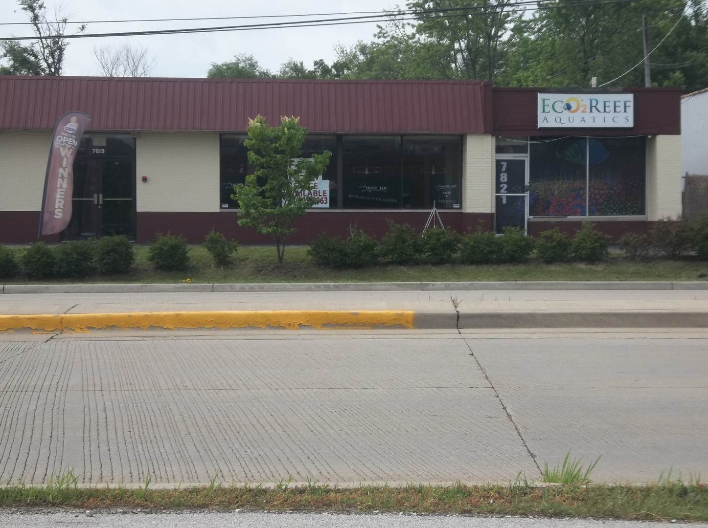 Comercial em 7819 W Lincoln Highway Frankfort, Illinois 60423 Estados Unidos