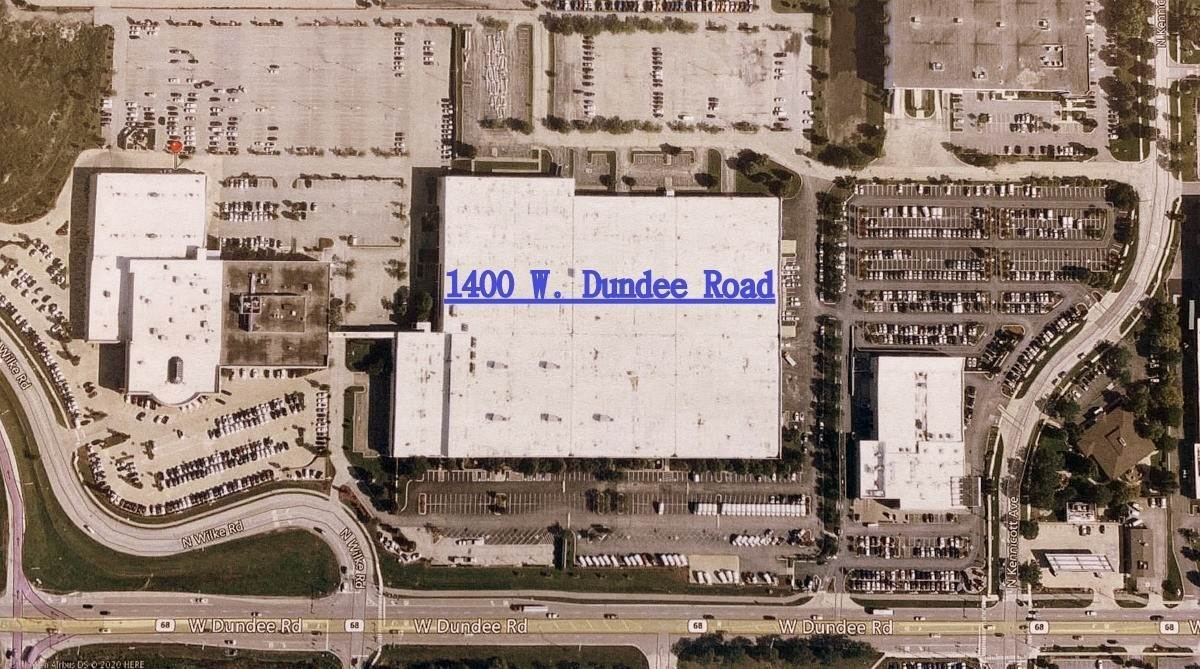 Commercial for Sale at 1400 W Dundee Road Arlington Heights, Illinois 60004 United States