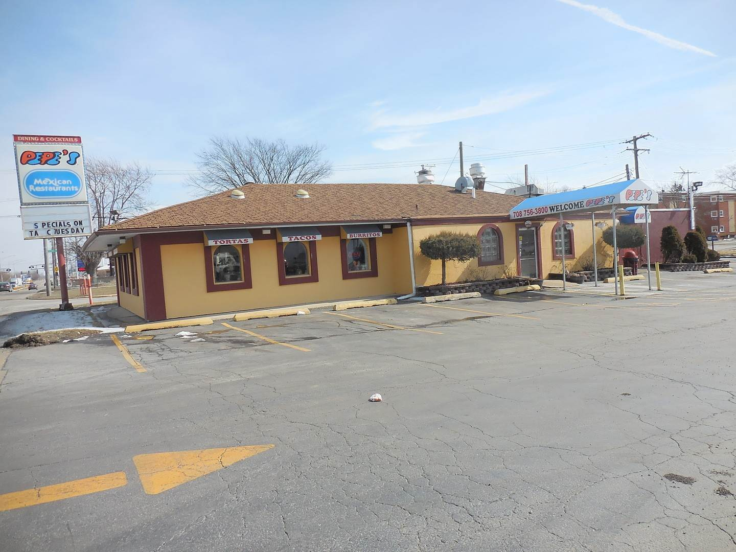 Business Opportunity for Sale at 44 W Sauk Trail Road Chicago Heights, Illinois 60441 United States