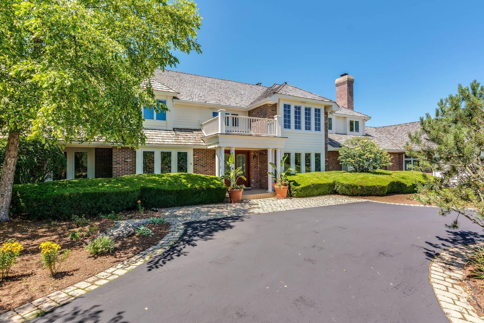 Single Family Homes for Sale at 15044 W Little Saint Marys Road Libertyville, Illinois 60048 United States