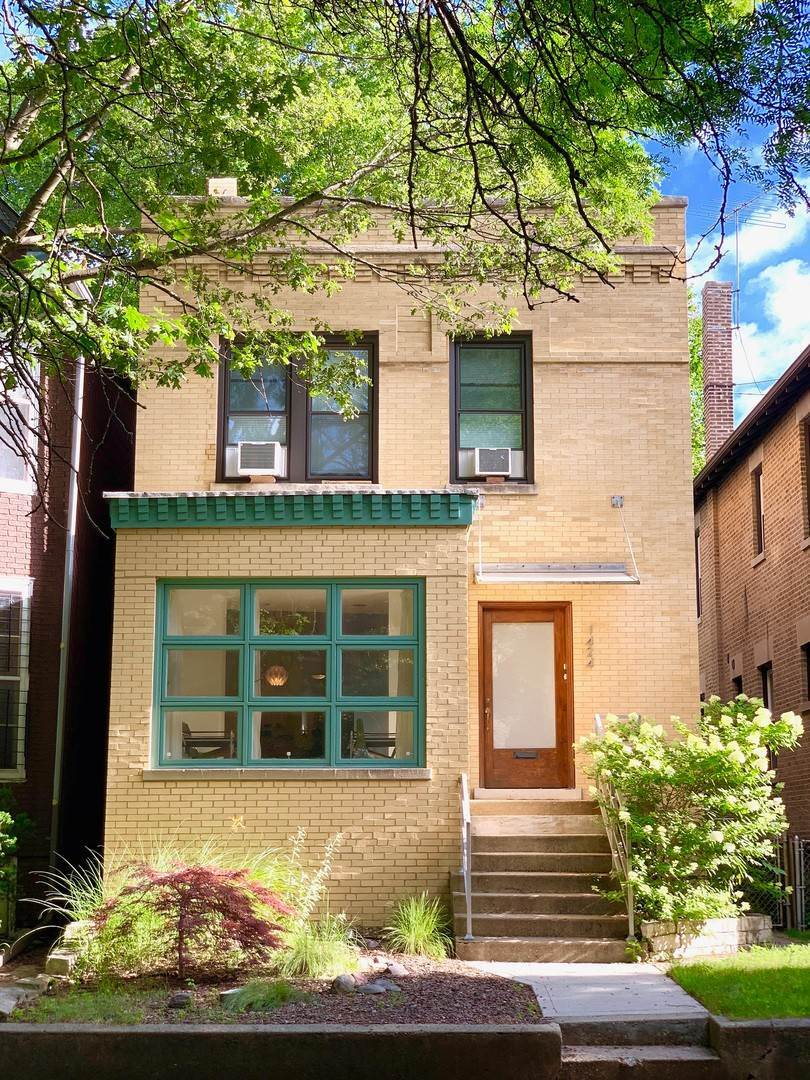 Property for Sale at 1424 W Warner Avenue Chicago, Illinois 60613 United States