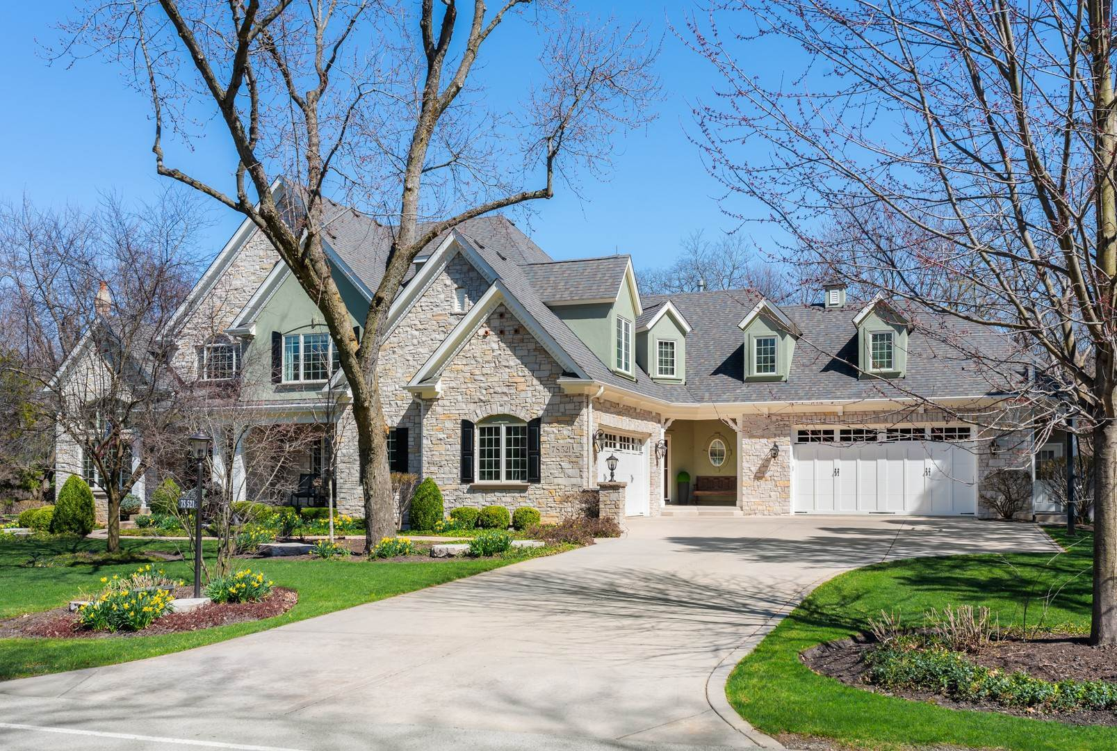 Single Family Homes for Sale at 7s521 Arbor Drive Naperville, Illinois 60540 United States