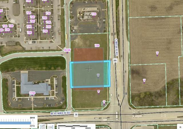 Land for Sale at 790 S Weber Road Romeoville, Illinois 60446 United States
