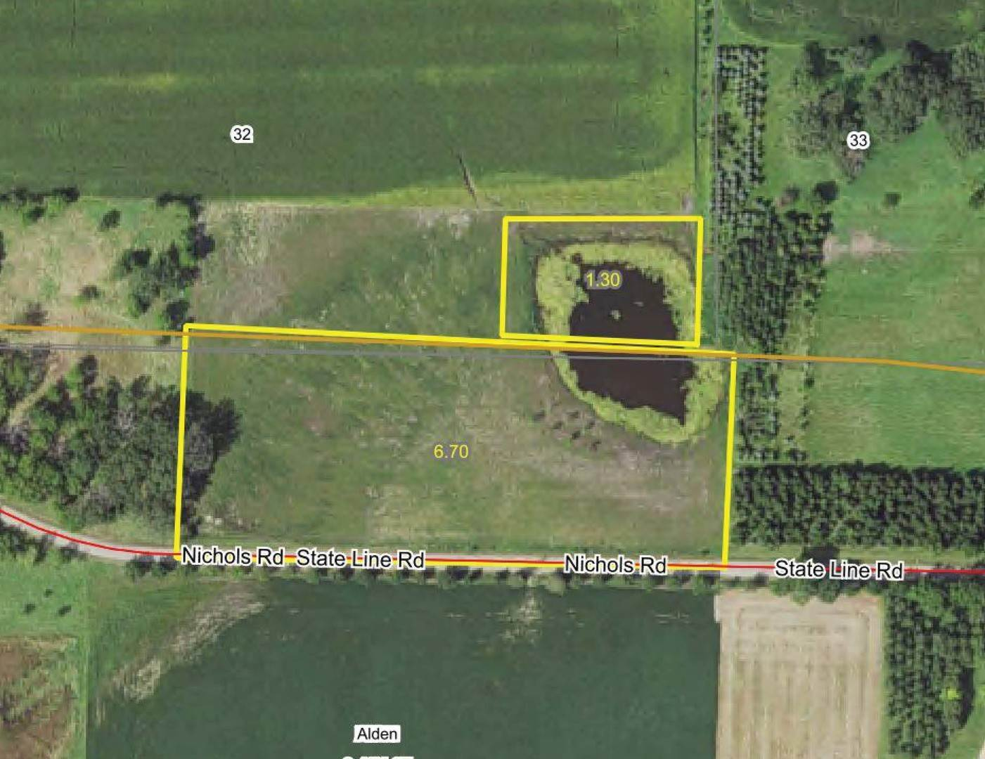 Land for Sale at Lot 1 State Line Road Hebron, Illinois 60034 United States