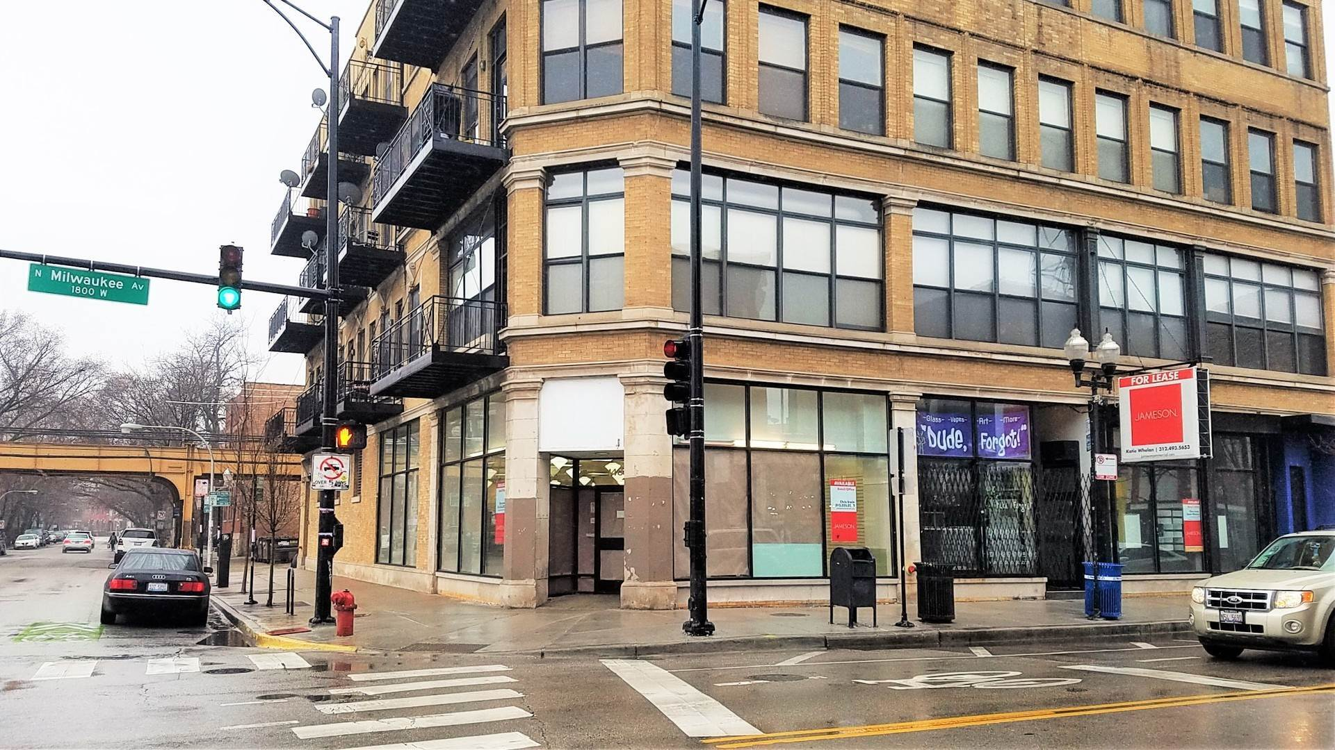 Property at 1400 N Milwaukee Avenue Chicago, Illinois 60622 United States