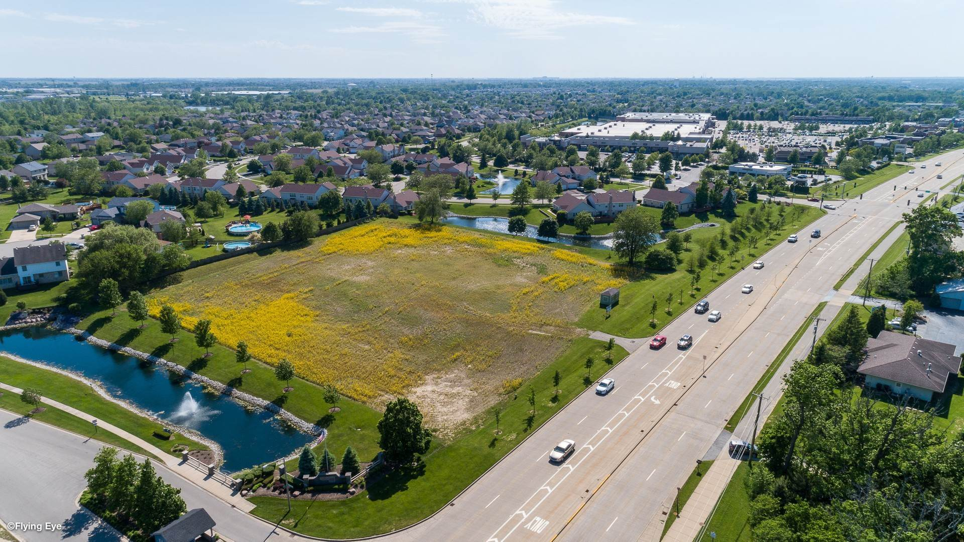 Land for Sale at 2660 Lincoln Highway New Lenox, Illinois 60451 United States