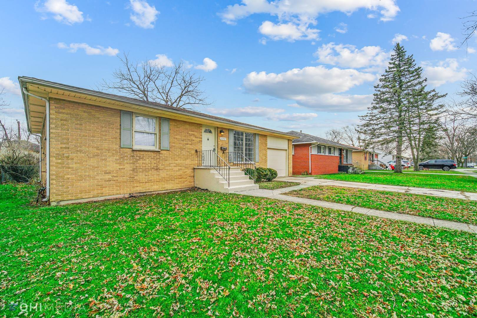 Single Family Homes for Sale at 22737 Ridgeway Avenue Richton Park, Illinois 60471 United States