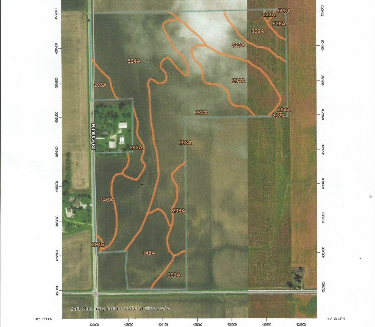 Farm for Sale at 7050 N 1000 W Road Manteno, Illinois 60950 United States