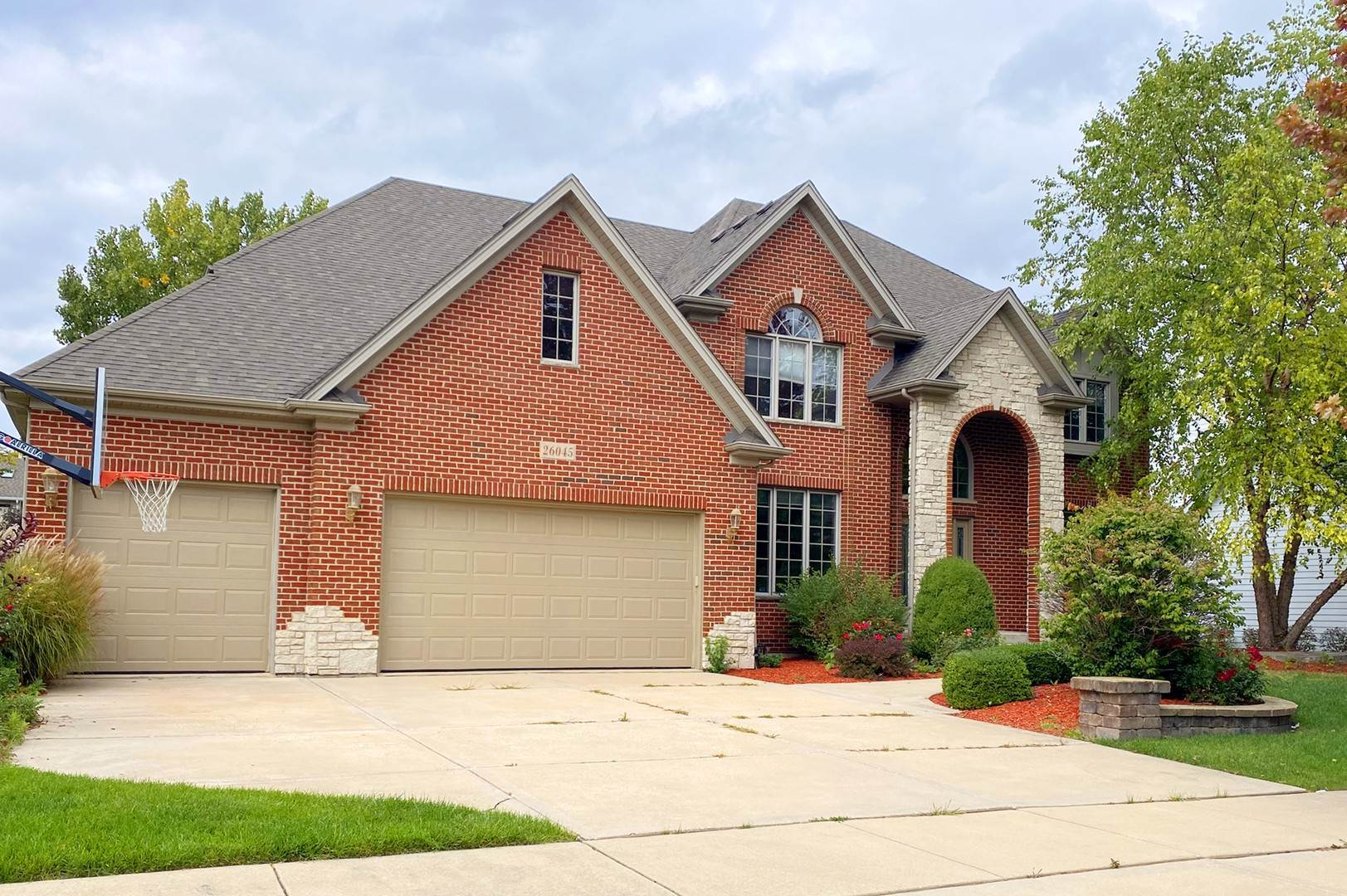 Residential Lease bei 26045 Whispering Woods Circle Plainfield, Illinois 60585 Vereinigte Staaten