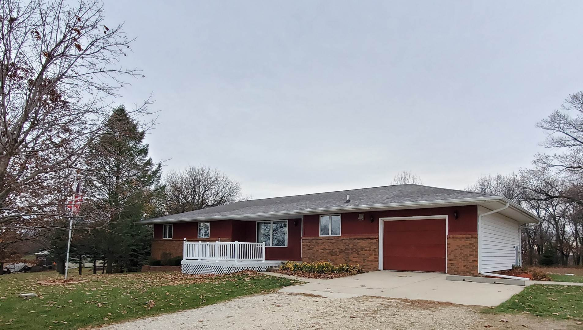 Single Family Homes for Sale at 7640 Felton Road Prophetstown, Illinois 61277 United States