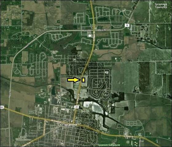 Land for Sale at 2.54 Ac. Main Street Sycamore, Illinois 60178 United States