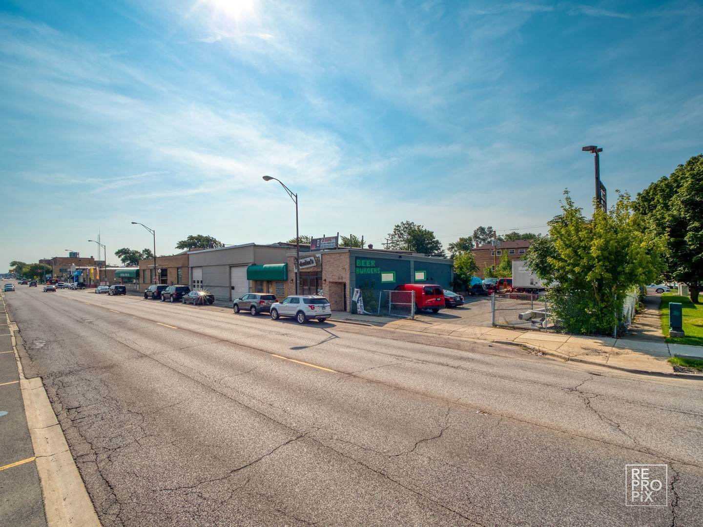 Land for Sale at 7829 W Grand Avenue Elmwood Park, Illinois 60707 United States