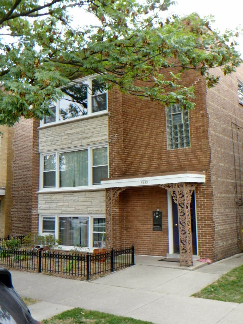 Property for Sale at 5443 N Artesian Avenue Chicago, Illinois 60625 United States