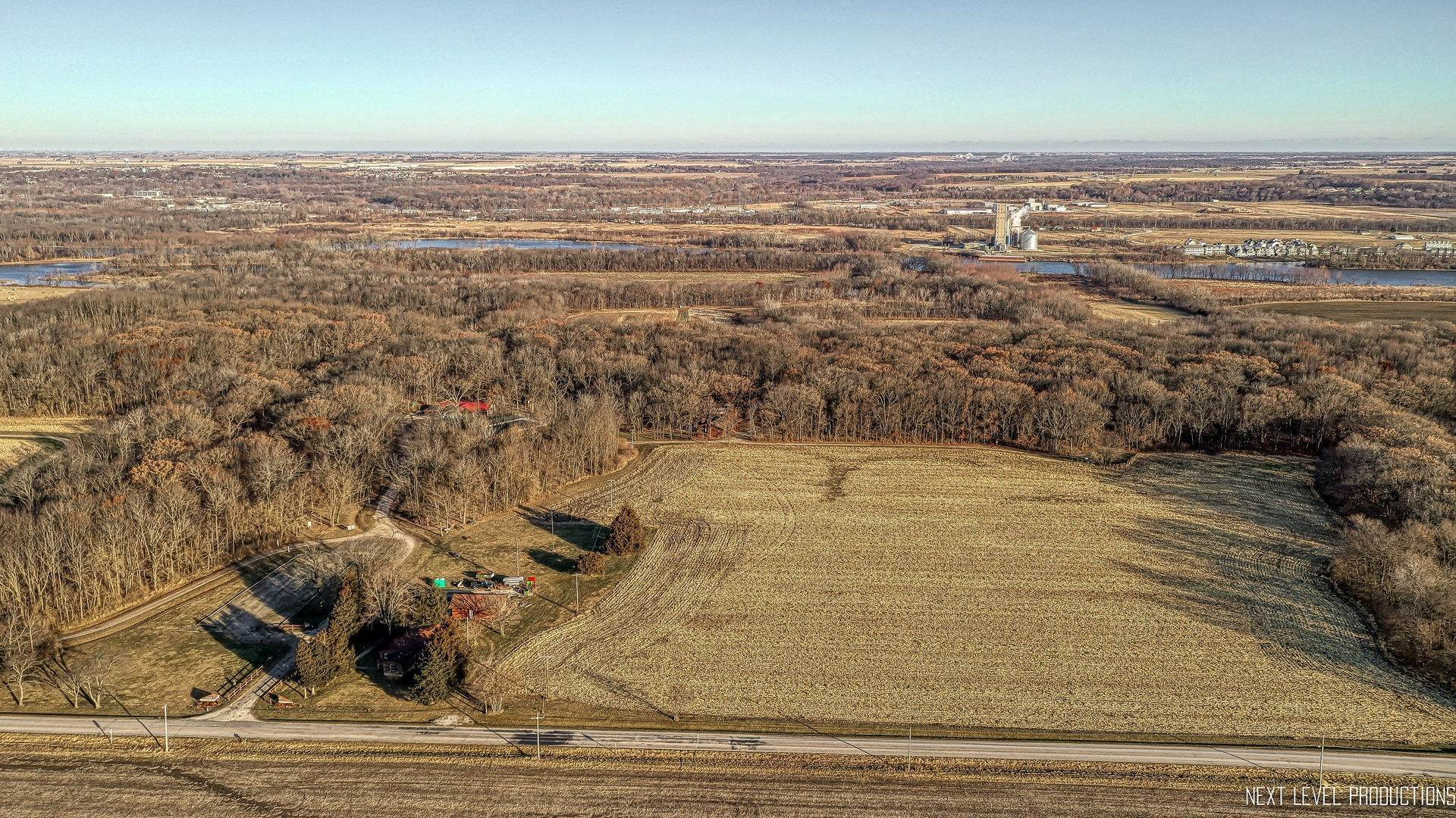 Farm for Sale at 1879 N 2703 Road Ottawa, Illinois 61350 United States