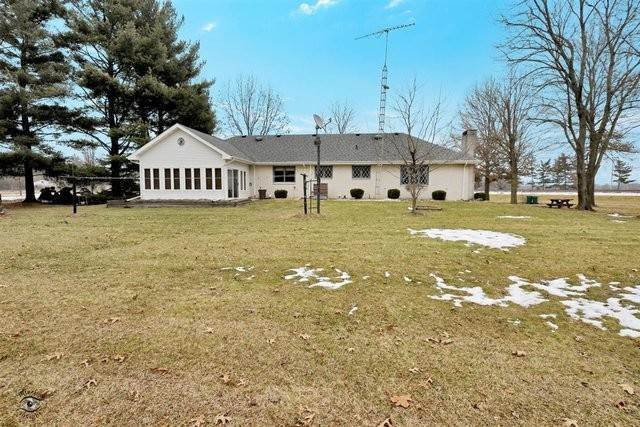 Single Family Homes for Sale at 34800 S State Route 129 Braidwood, Illinois 60407 United States