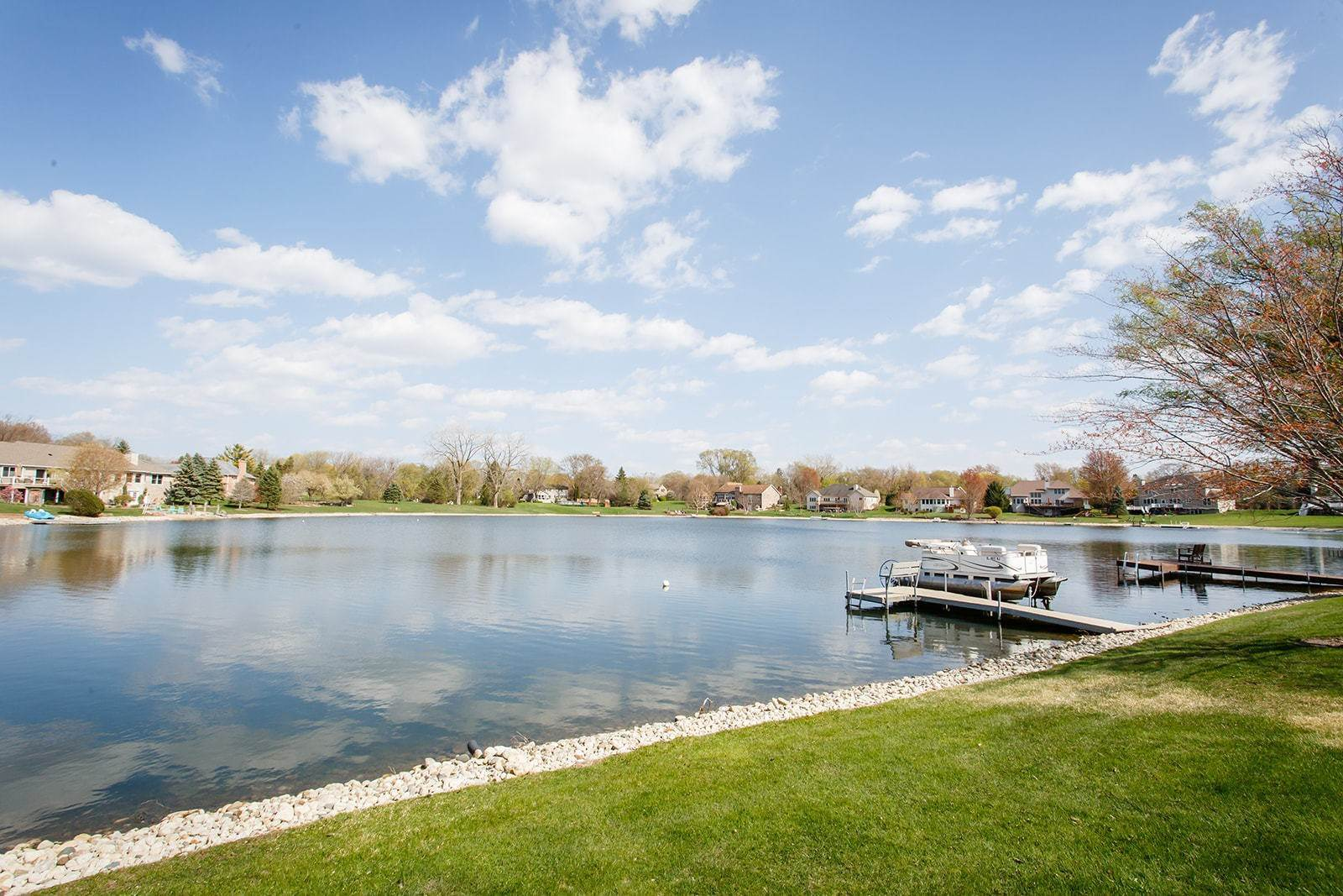 Single Family Homes for Sale at 2900 Spruce Terrace Island Lake, Illinois 60042 United States