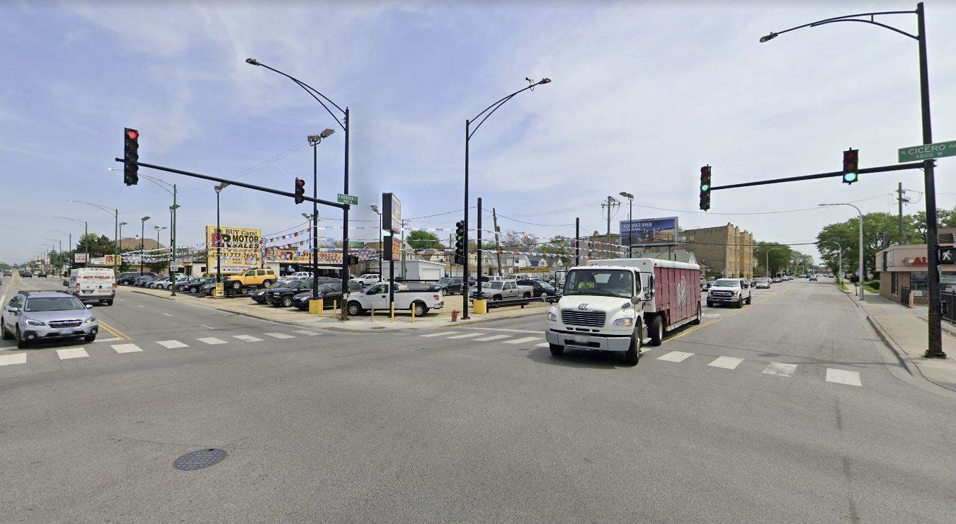 Land for Sale at 3601 N Cicero Avenue Chicago, Illinois 60641 United States