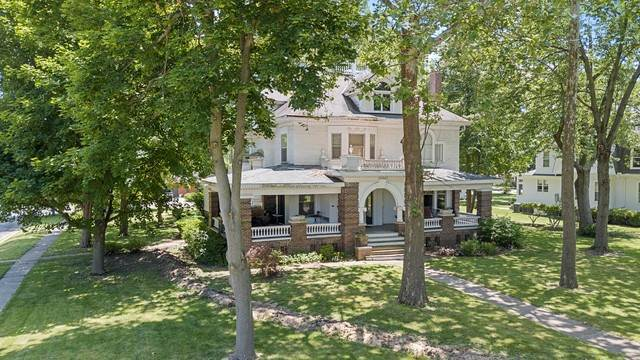 Single Family Homes for Sale at 719 N State Street Monticello, Illinois 61856 United States