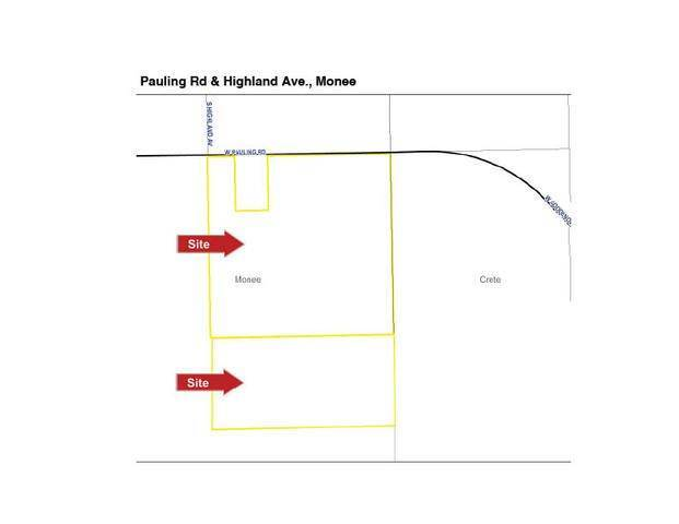 Farm for Sale at - Pauling Road Monee, Illinois 60449 United States