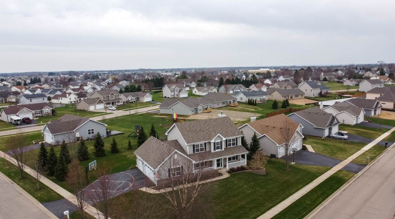 Single Family Homes for Sale at 7225 Golden Eagle Drive Loves Park, Illinois 61111 United States