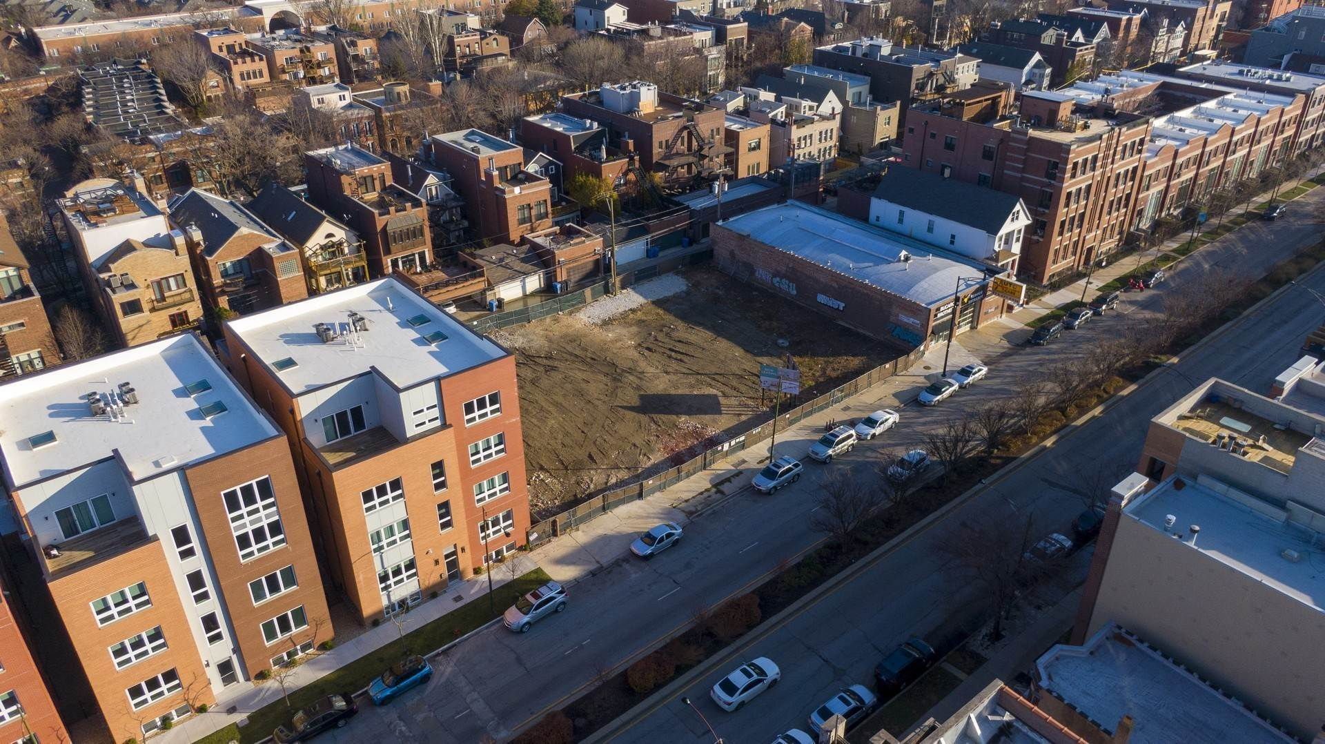 Land for Sale at 2711 N Ashland Avenue Chicago, Illinois 60614 United States