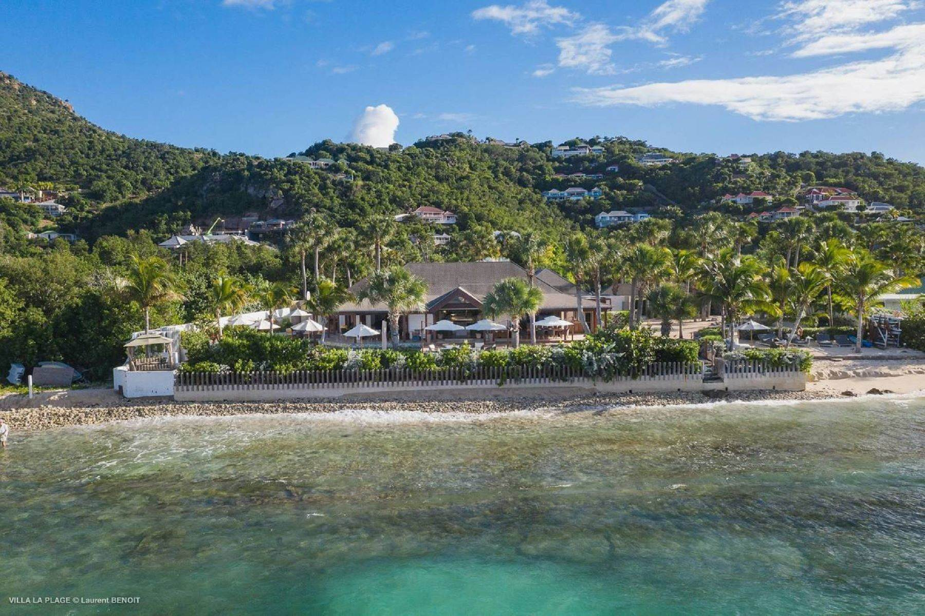 Single Family Homes for Sale at Villa La Plage Other St. Barthelemy, Cities In St. Barthelemy St. Barthelemy