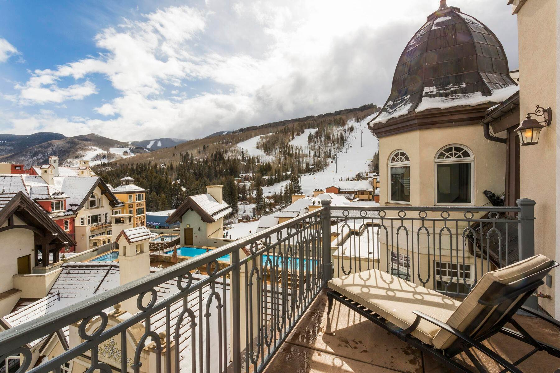 Property for Sale at Ski-In / Ski-Out Penthouse at The Arrabelle at Vail Square 675 Lionshead Place #617 Vail, Colorado 81657 United States