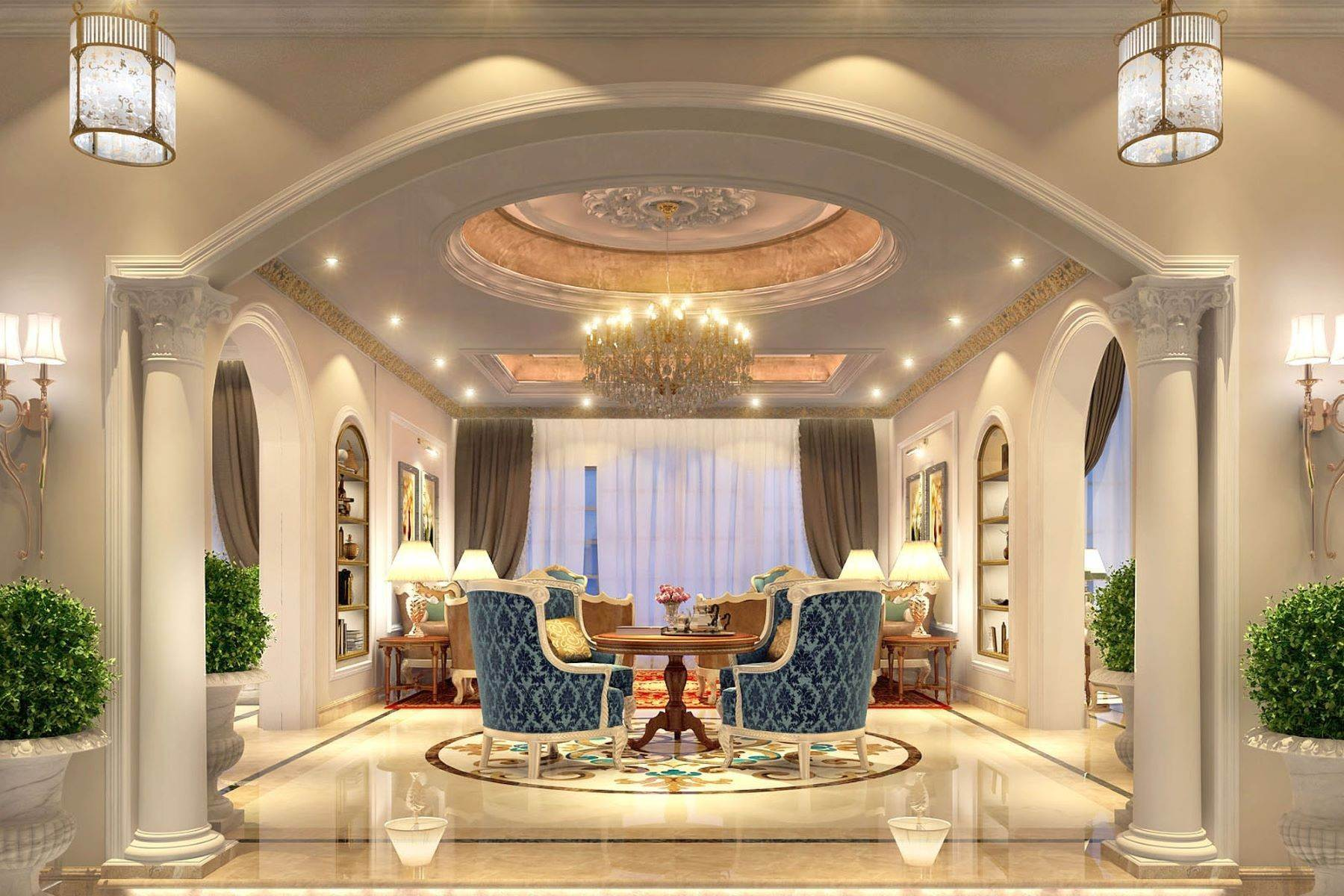 Other Residential Homes للـ Sale في The Classic Masterpiece on Palm Jumeirah Dubai, Dubai United Arab Emirates