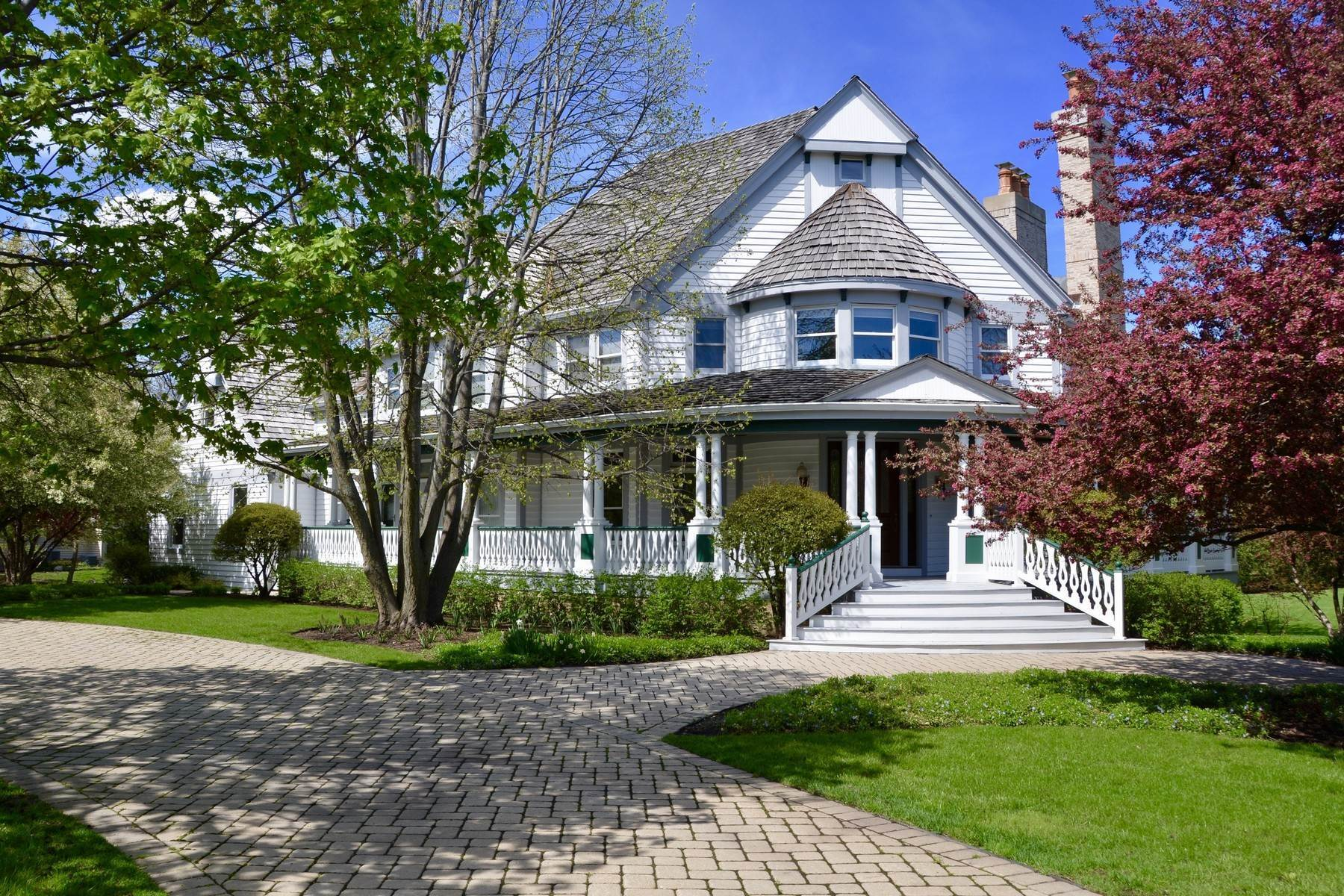 Property for Sale at A true classic Victorian 22 S Wynstone Drive North Barrington, Illinois 60010 United States