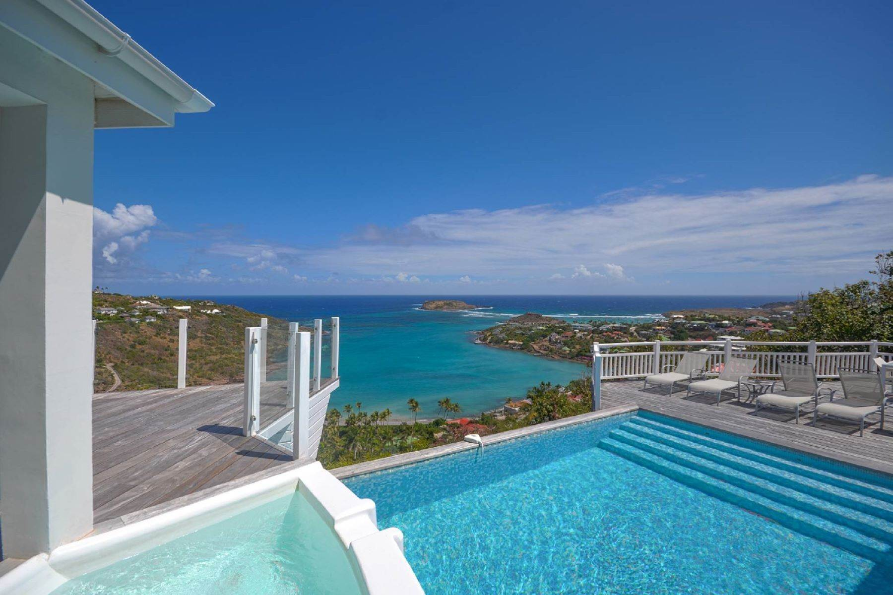 Property for Sale at Villa Milonga Marigot Other St. Barthelemy, Cities In St. Barthelemy 97133 St. Barthelemy