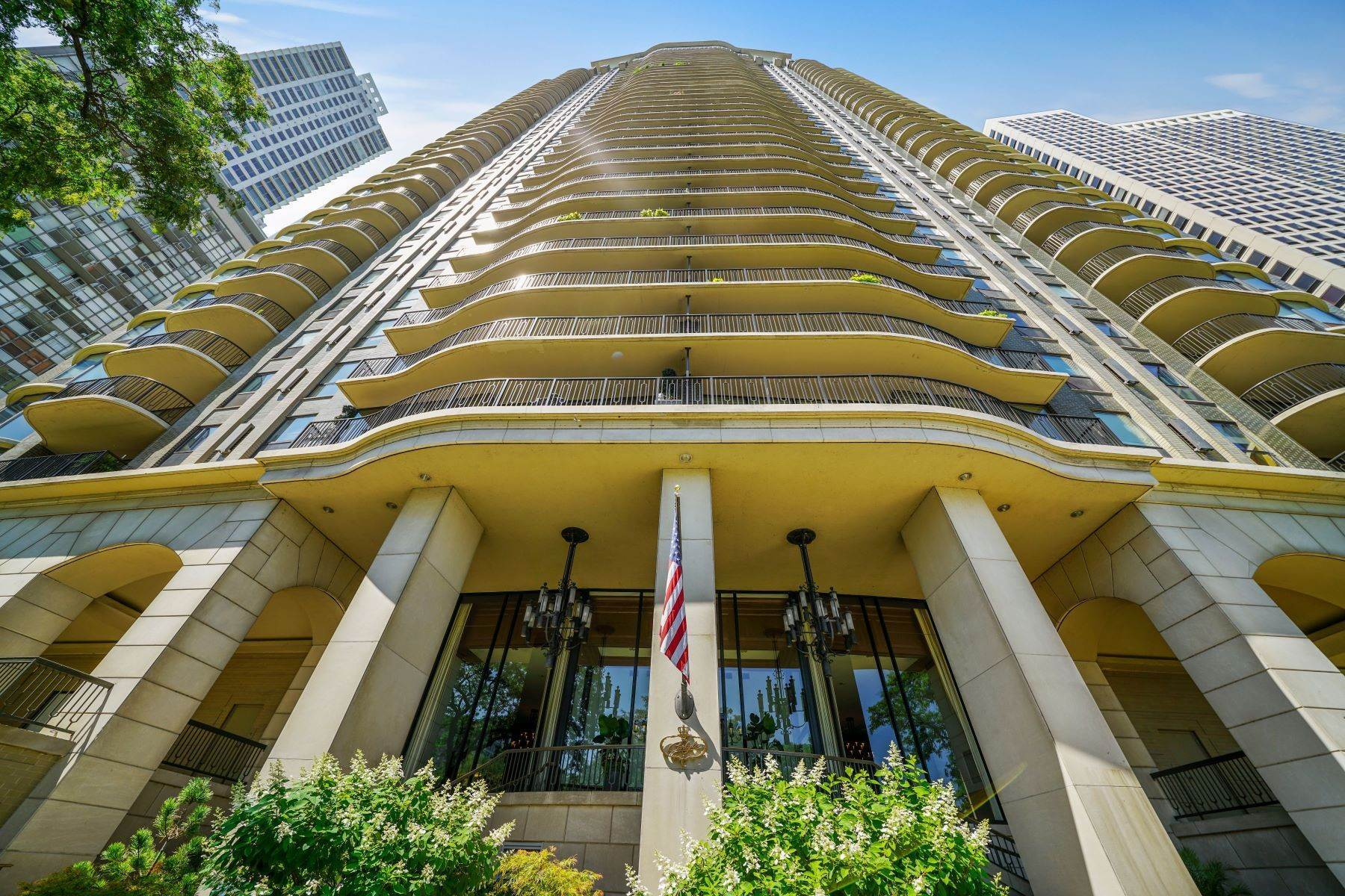 Condominiums for Sale at Exquisite Custom Remodel 1040 N Lake Shore Drive, Unit 32C Chicago, Illinois 60611 United States