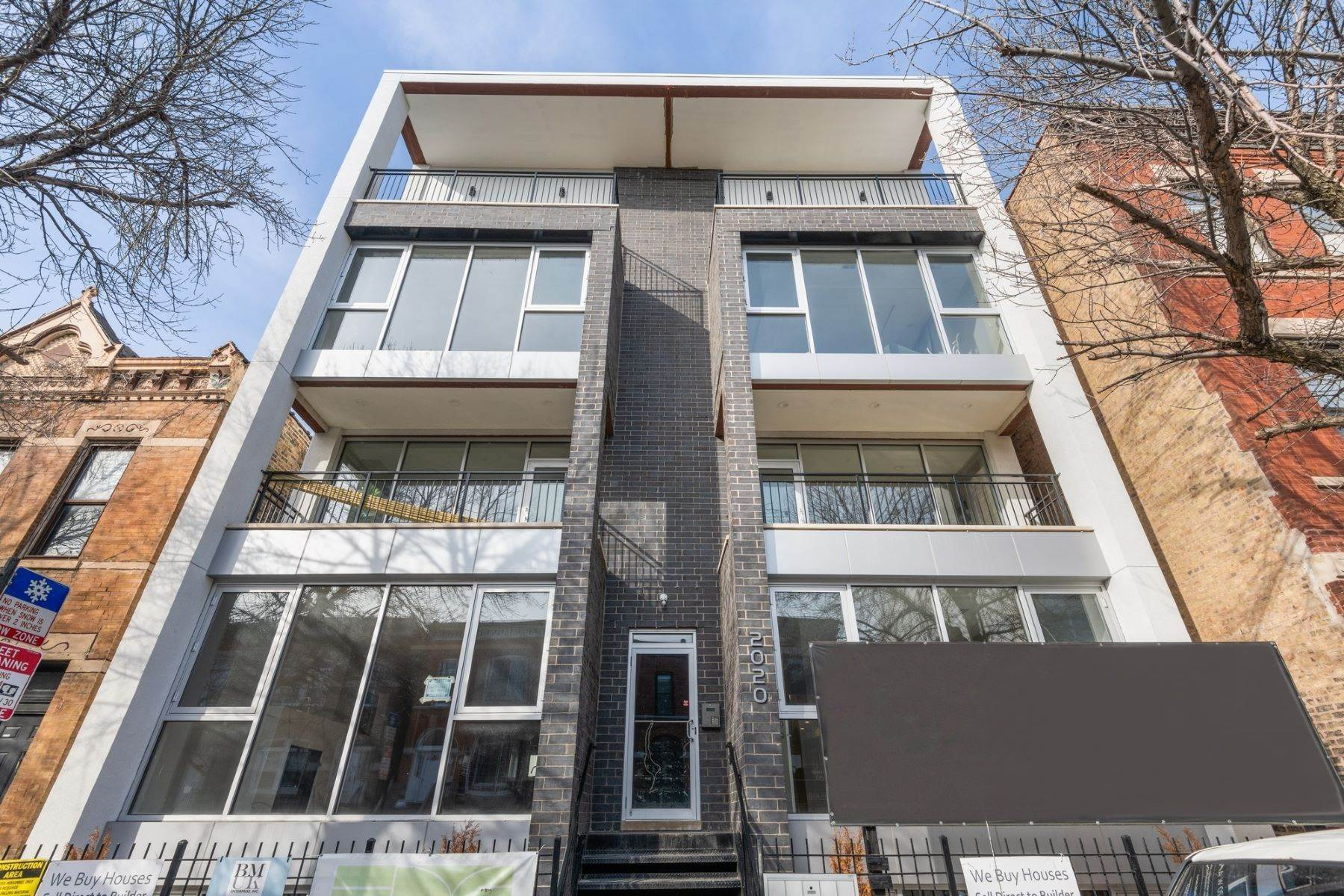 Duplex Homes للـ Sale في Modern Duplex Penthouse 2020 W Armitage Avenue, Unit 3E Chicago, Illinois 60647 United States