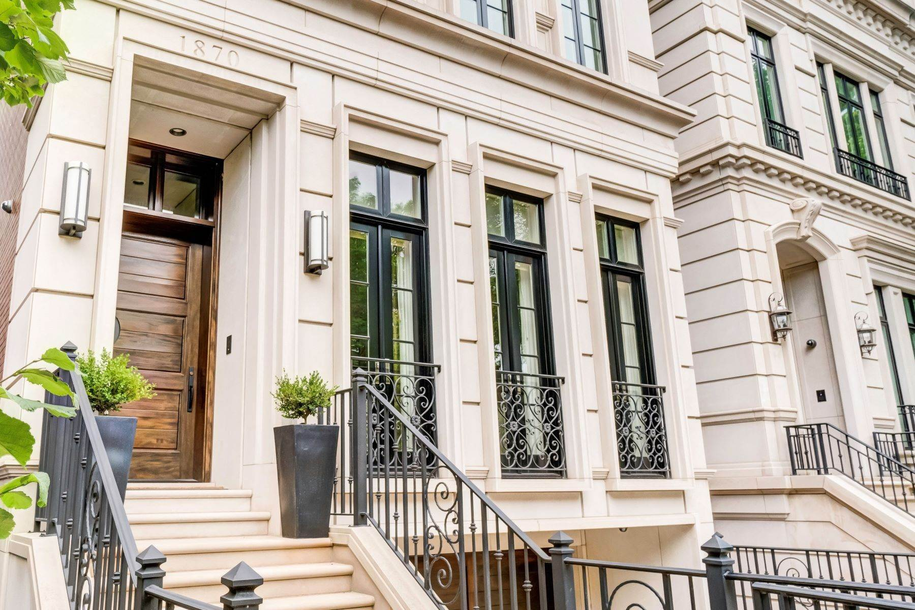 Property for Sale at Elegant Lincoln Park Home 1870 N Orchard Street Chicago, Illinois 60614 United States