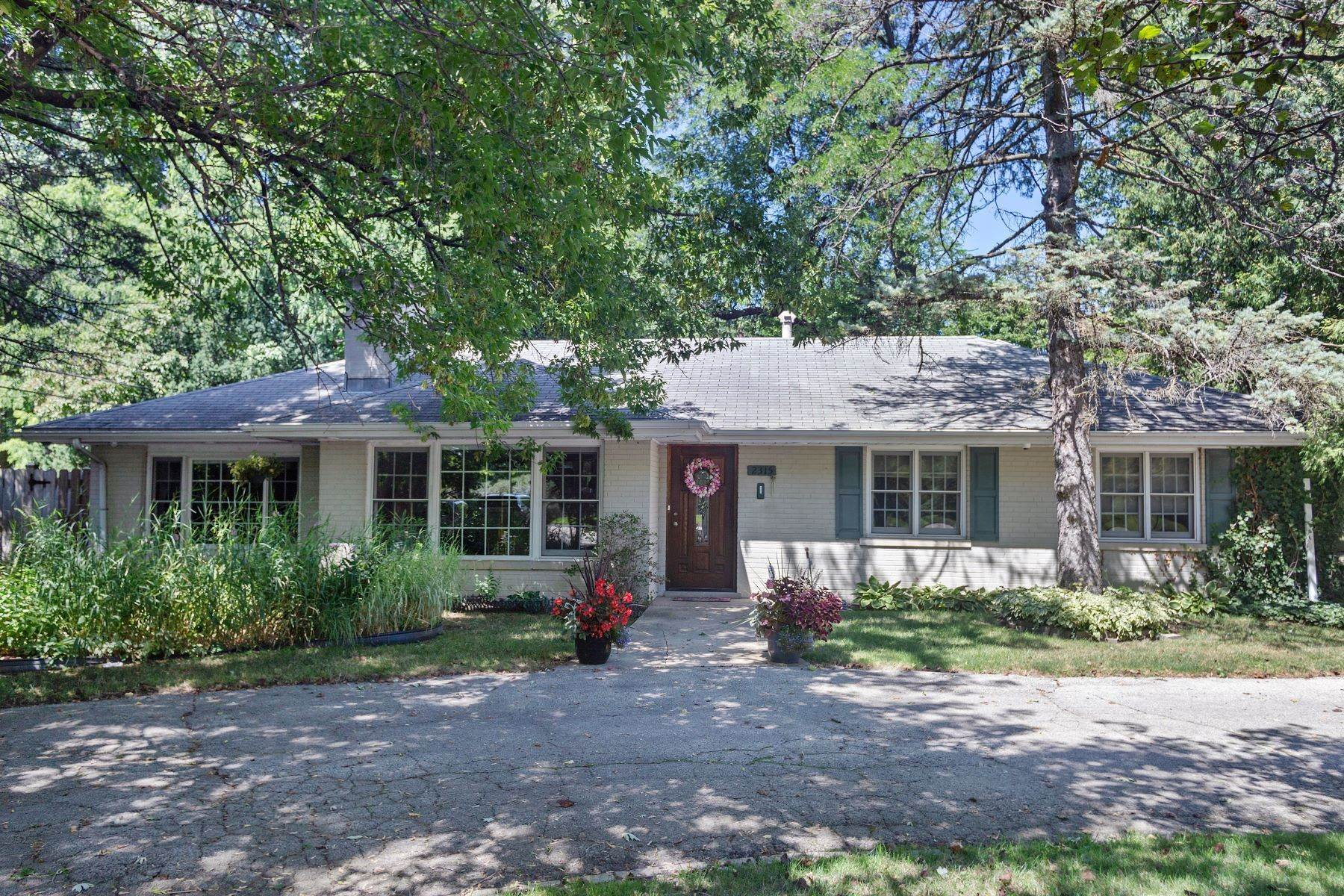 Single Family Homes for Sale at Charming and Unique Evanston Gem 2315 Mccormick Boulevard Evanston, Illinois 60201 United States