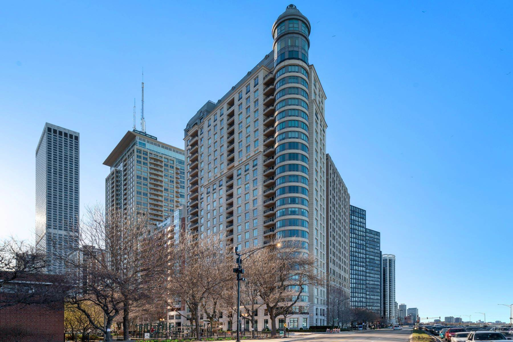 3. Condominiums at 840 N Lake Shore Drive, Unit 2601 Chicago, Illinois 60611 United States