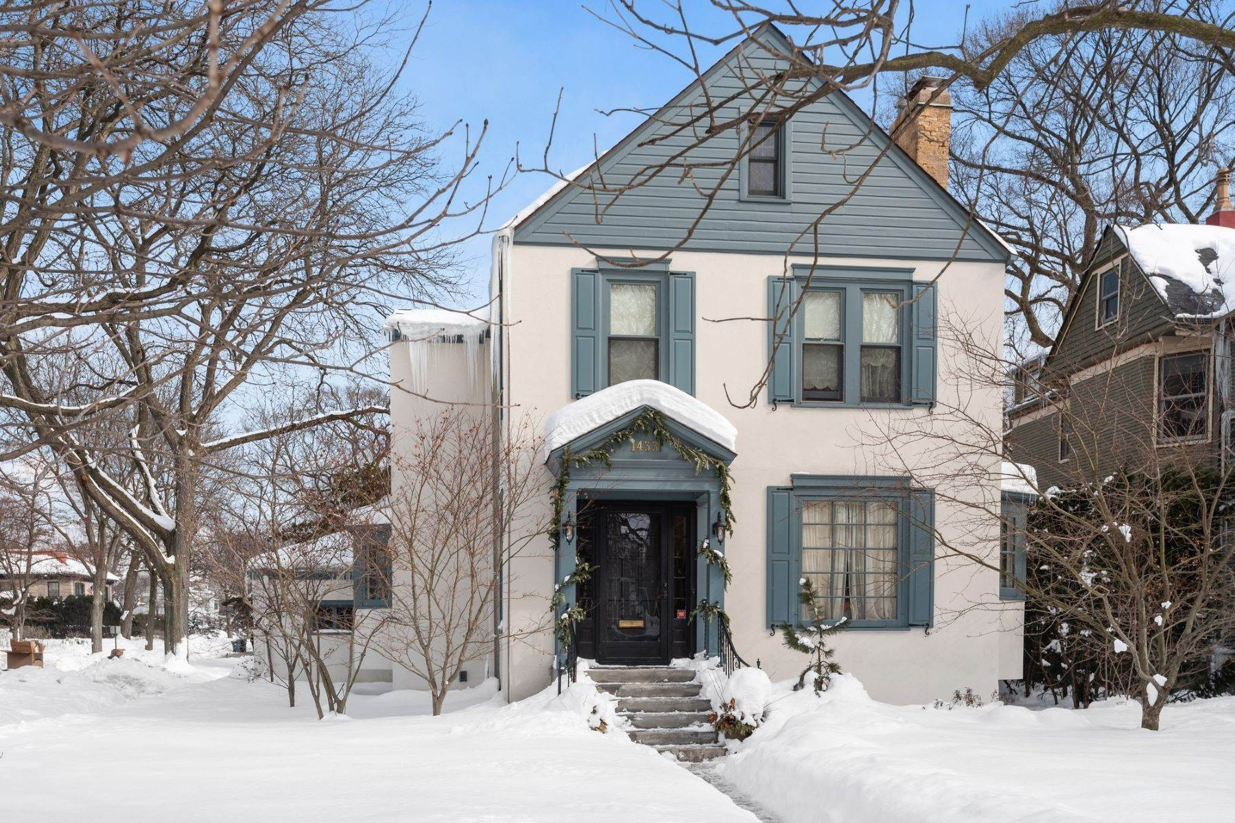 Single Family Homes for Sale at Southeast Evanston Victorian 1433 Judson Avenue Evanston, Illinois 60201 United States