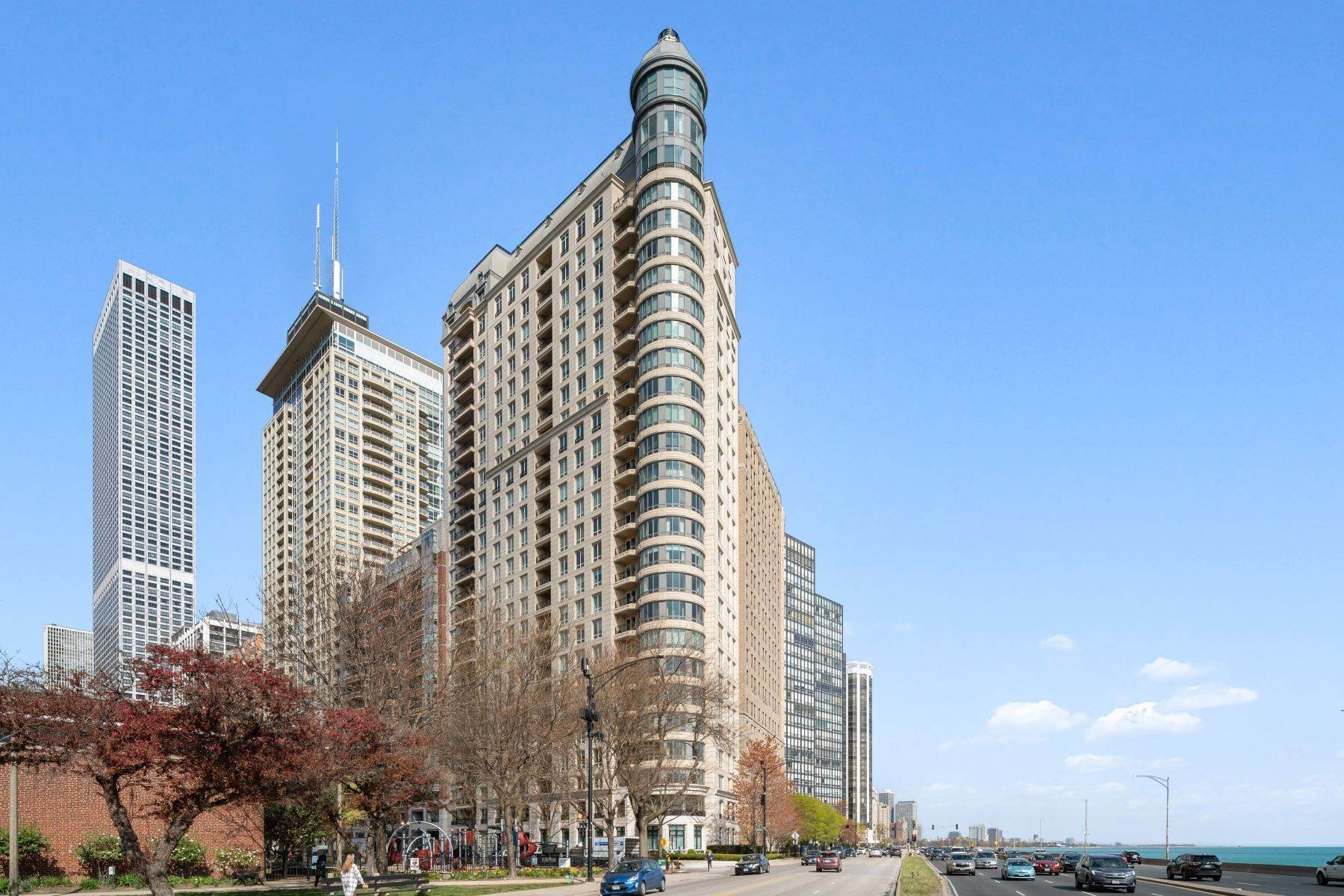 Property for Sale at Masterpiece Overlooking the Lake and Lake Shore Park 840 N Lake Shore Drive, Unit 203 Chicago, Illinois 60611 United States