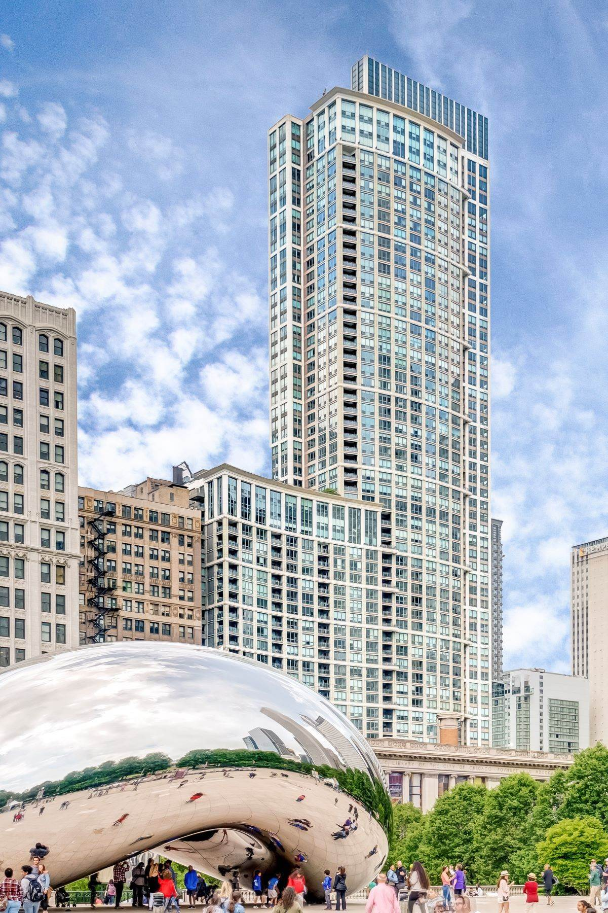 Condominiums at Luxury Millennium Park Four Bedroom Condo 130 N Garland Court, Unit 2803 Chicago, Illinois 60602 United States