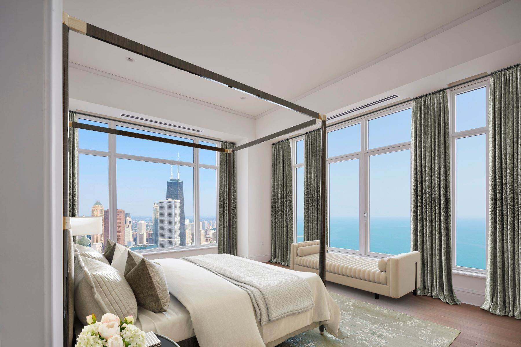 15. Condominiums at 451 E Grand Avenue, Unit 6011 Chicago, Illinois 60611 United States