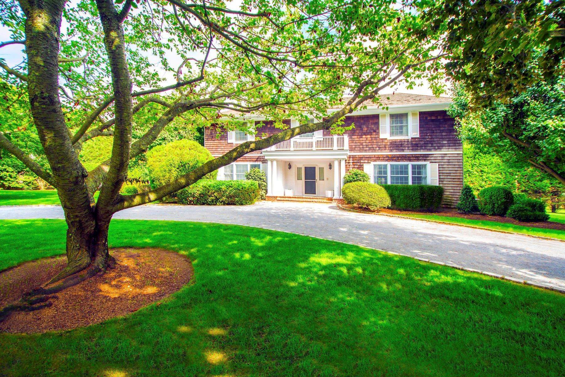 Single Family Homes bei Southampton Estate Section 154 Captains Neck Ln Southampton, New York 11968 Vereinigte Staaten