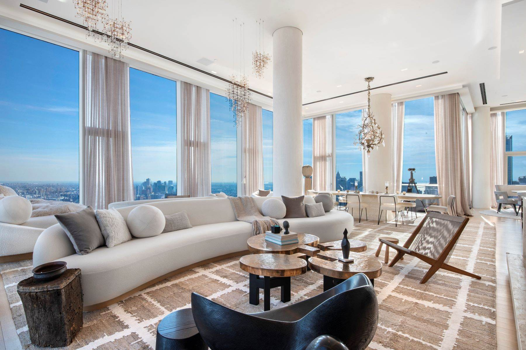 Condominiums for Sale at 56 Leonard Street, PH58 New York, New York 10013 United States