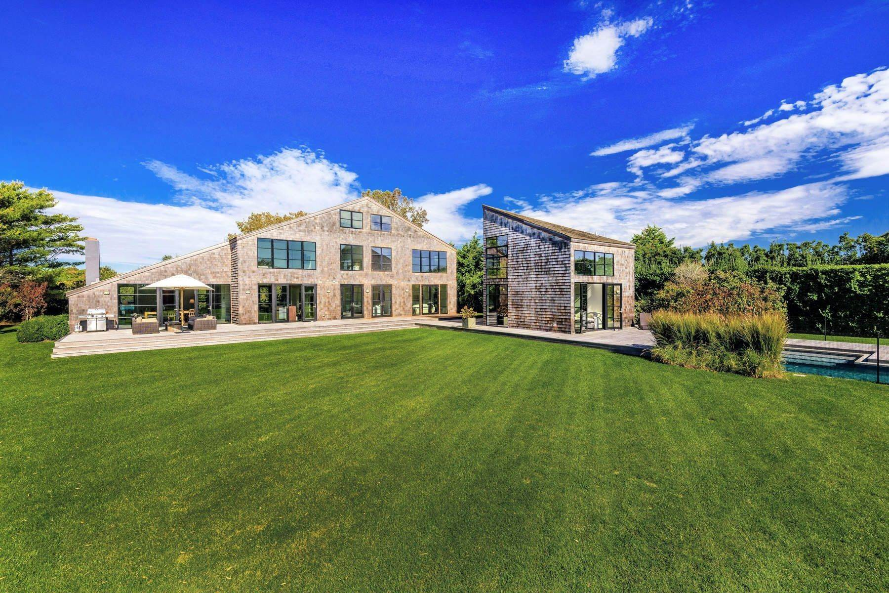 Property for Sale at Modern Chic Personified 811 Halsey Lane Bridgehampton, New York 11932 United States
